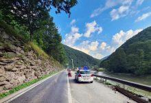Din 17 iulie, intră în vigoare restricțiile de circulație pentru camioane pe Valea Oltului
