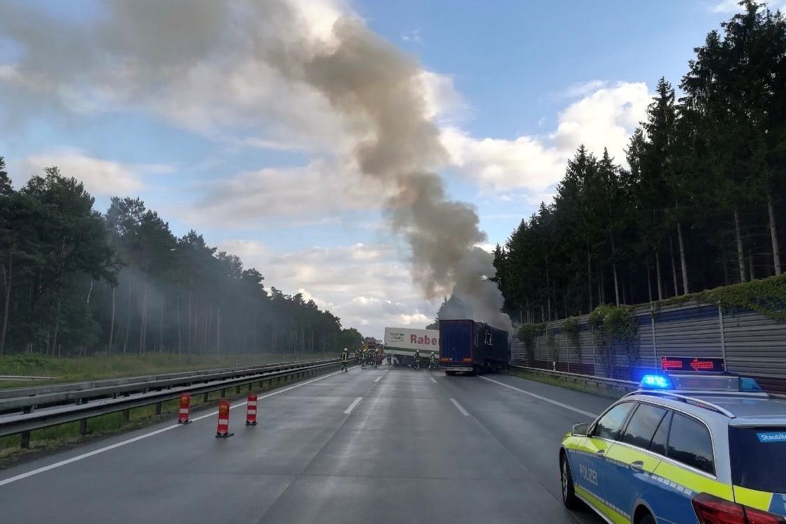 Șofer român de camion implicat într-un accident rutier pe A1 în Germania