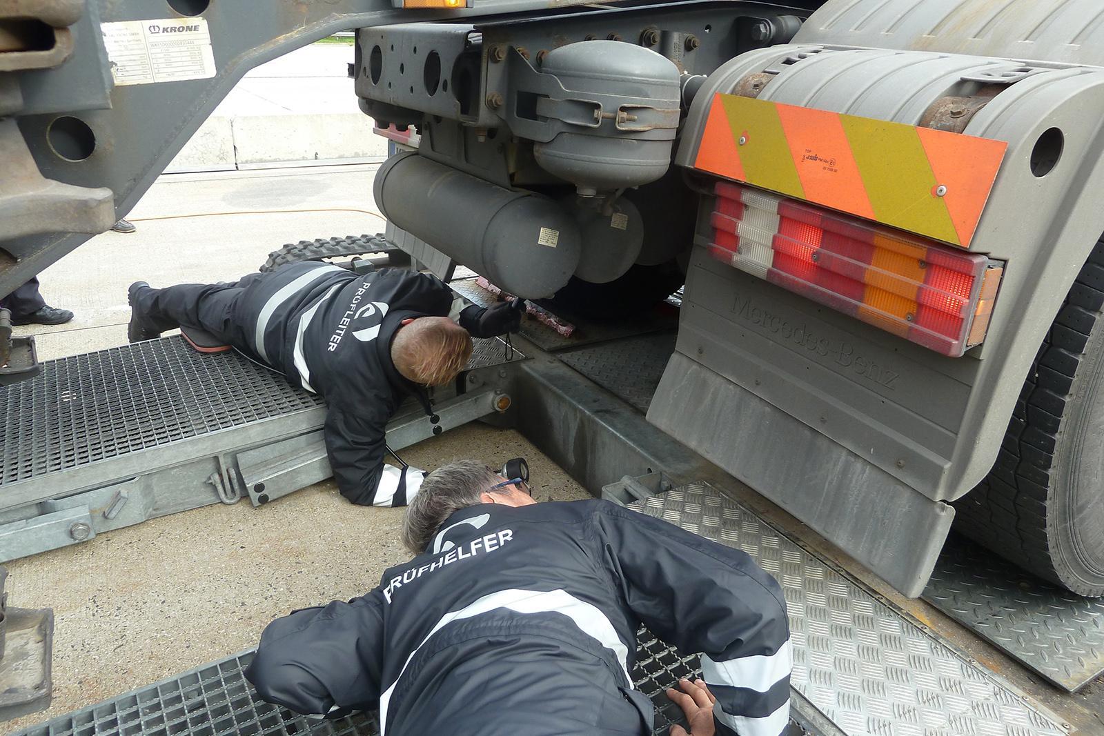 Controalele tehnice a camioanelor au dus la creșterea siguranței rutiere în Austria