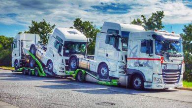 Amendă 3.500 de euro pentru lipsa autorizațiilor pentru transport agabaritic în Germania