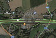 Parcarea Bettincourt-Waremme (A3) din Belgia a fost închisă pe timpul nopții pentru camioane