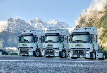 Transport de legume cu Renault Trucks T460 4x2