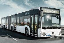 Cinci autobuze Mercedes-Benz CapaCity vor circula pe străzile din Rostock