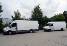 Autoutilitarele ușoare verificate de poliția din Renania de Nord-Westfalia