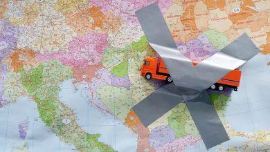 Șoferii de camion din România se tem pentru locurile de muncă