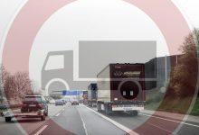 Va fi reintrodusă restricția de circulație pentru camioane în zilele de duminică