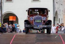 Start în cadrul raliului de regularitate Transylvania Classic 2020