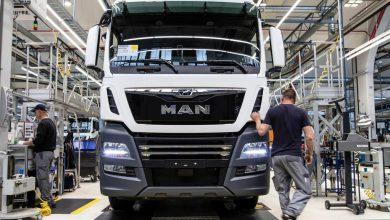 MAN ar putea restructura 9.500 de locuri de muncă în Germania și Austria