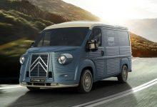 Caselani transformă autoutilitarele moderne Citroën, în modele Type H