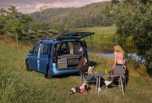 Volkswagen a prezentat noul camper van Caddy California
