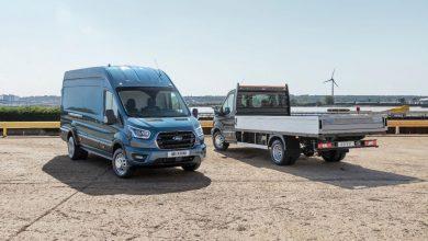 Ford a lansat modelul Transit cu masa maxima autorizată de 5 tone