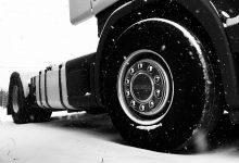 Germania: Din această iarnă camioanele vor trebui echipate obligatoriu cu anvelope de iarnă pe toate axele