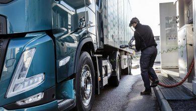 Noile Volvo FH și Volvo FM vor fi disponibile și cu motoare cu LNG