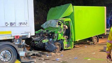 Sfârșit tragic pentru șoferul unei autoutilitare pe A57, în apropiere de Köln