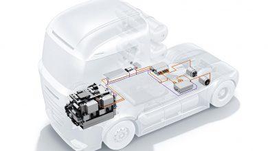 Bosch pregătește o pilă de combustie pe bază de hidrogen pentru camioane