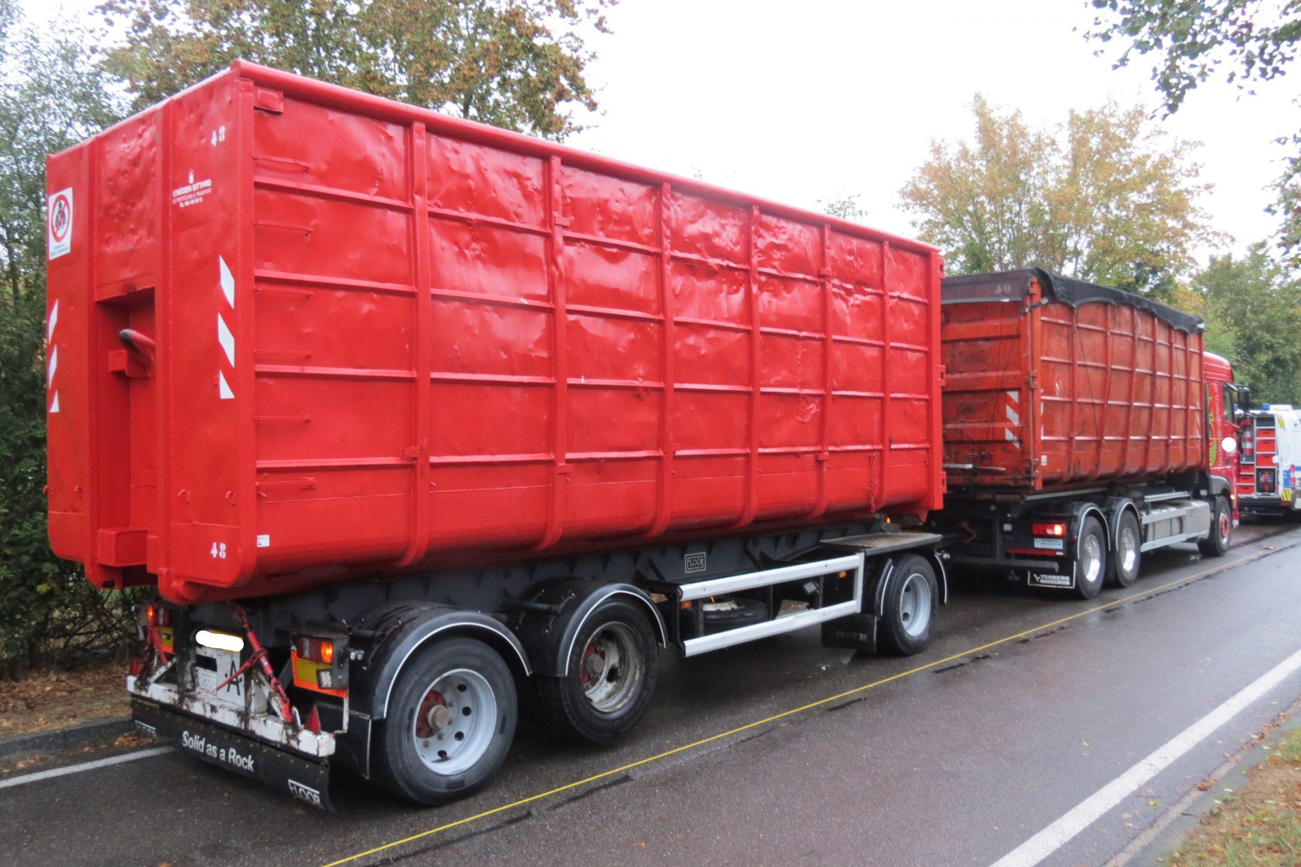 Acțiuni de control a camioanelor în zona Wittlich (Renania-Palatinat)