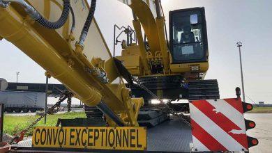 Autoritățile din Westfalia (Germania) au controlat transporturile agabaritice