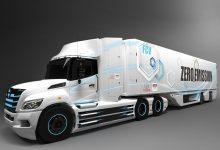 Toyota și Hino dezvoltă un camion cu hidrogen pentru piața din SUA