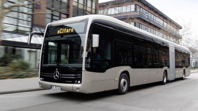 Mercedes-Benz eCitaro G este disponibil opțional cu baterii solid-state