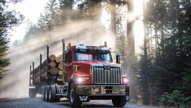 Daimler a prezentat noul Western Star 49X în Statele Unite