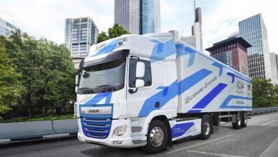 DAF CF Electric cu autonomie de peste 200 de kilometri