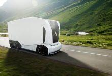 Einride a lansat o nouă generație de camion electric și autonom fără cabină