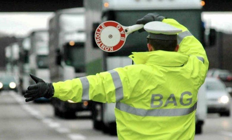 BAG continuă controalele pentru respectarea legislației privind cabotajul