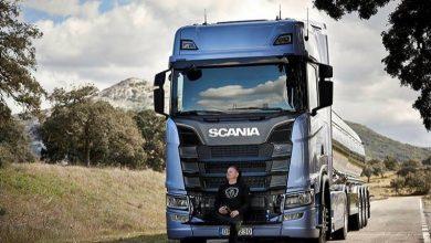 Spatele este cea mai afectată zonă în meseria de șofer de camion