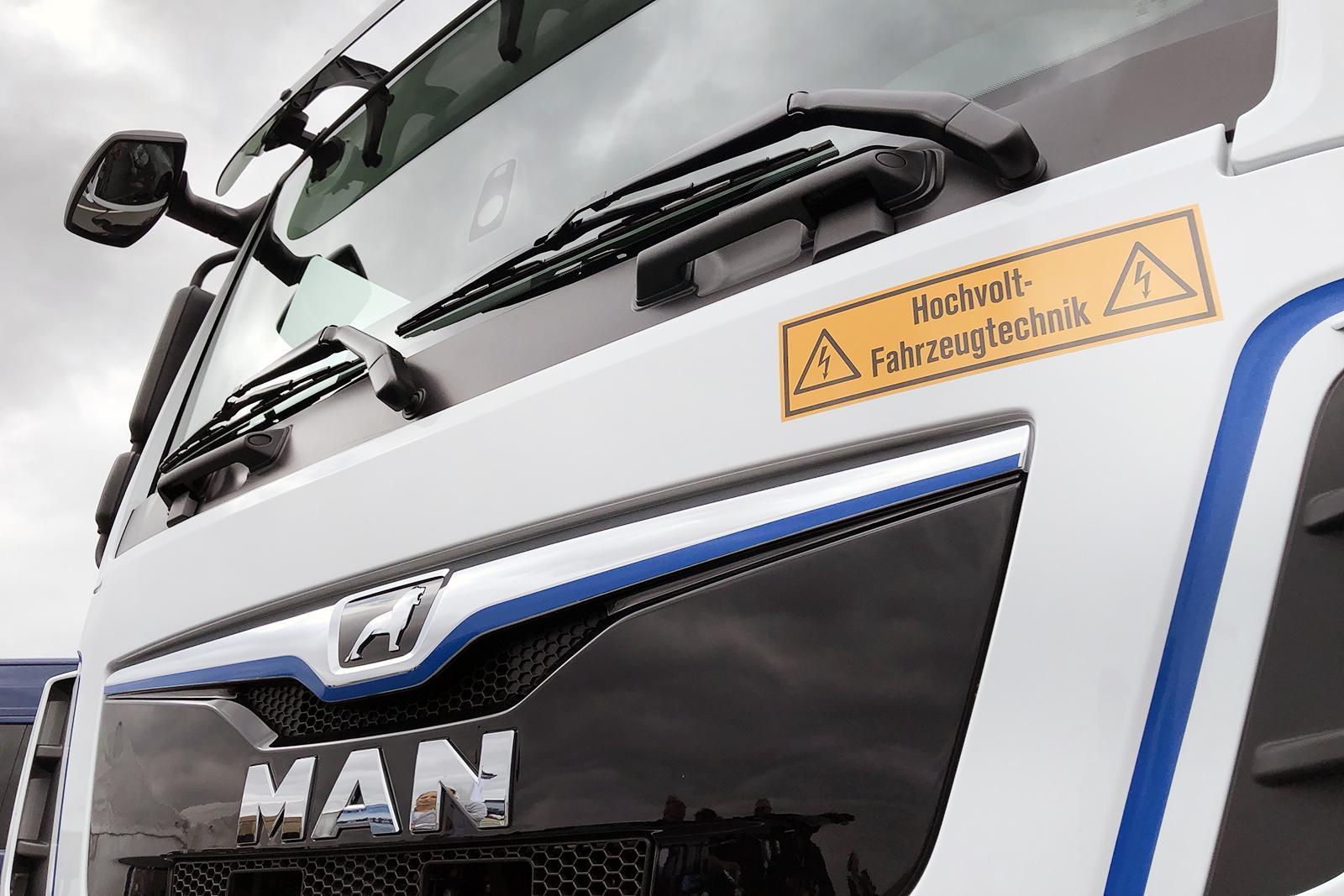 Germania are nevoie de cel puțin 1.200 stații de încărcare pentru camioanele electrice