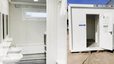 Noi facilități sanitare pentru șoferii de camion în zona Baruth/Mark