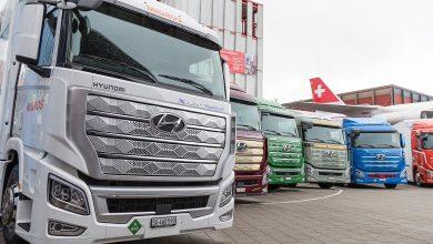 Hyundai debutează pe piața europeană cu livrarea primelor camioane cu hidrogen în Elveția