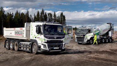 Volvo Trucks testează camioane 100% electrice în condiții reale de șantier