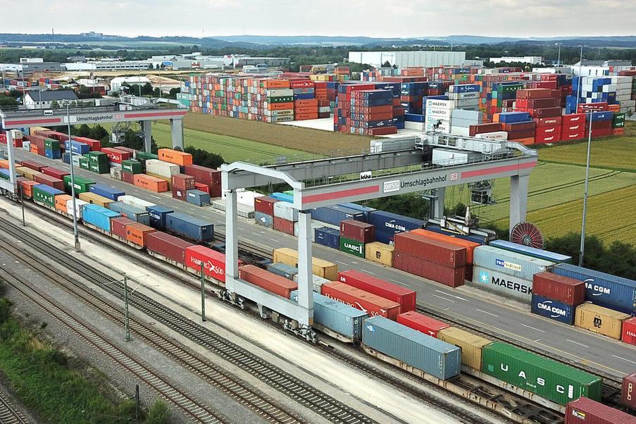Automatizarea operațiunilor în cadrul terminalelor de containere