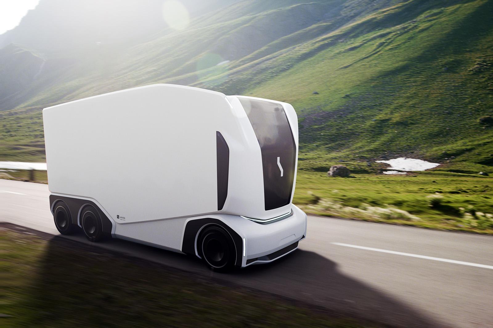 Viitorul transportului electric de mărfuri în viziunea Einride