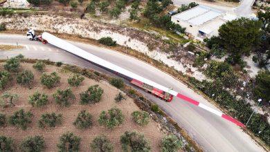 Faymonville WingMAX pentru transportul palelor de rotor XXL