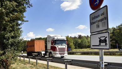 În septembrie, traficul camioanelor a avut o ușoară creștere în Germania
