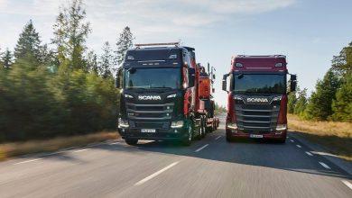 Motorul Scania V8 promite un consum de carburant mai mic cu 3%
