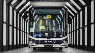 MAN începe producția de serie a gamei de autobuze electrice MAN Lion's City E