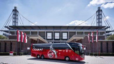 Setra S 516 HDH, noul autocar de echipă a lui FC Koln