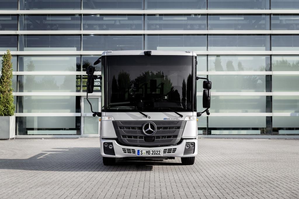 Uzina Mercedes-Benz din Wörth va începe în 2021 producția de serie a lui eActros