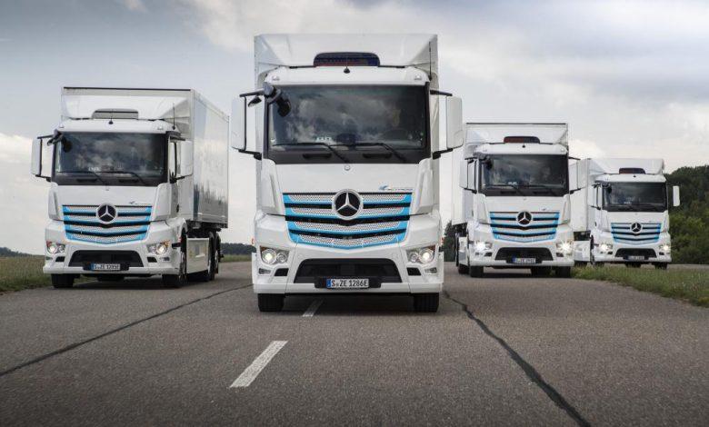 Vehiculele electrice Daimler au parcurs peste 7 milioane de km