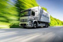 Camionul electric eActros va fi produs în fabrica Mercedes-Benz din Wörth