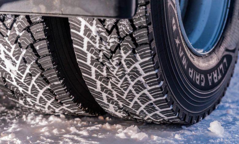 Poliția din Tirol verifică camioanele pentru a vedea dacă sunt echipate de iarnă