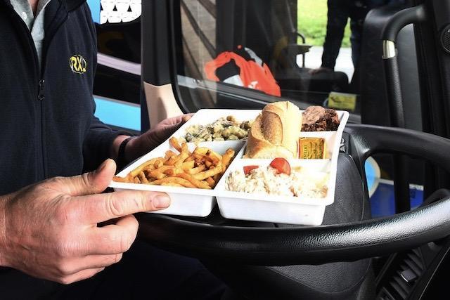Șoferii de camion au obținut redeschiderea a 250 de restaurante în Franța