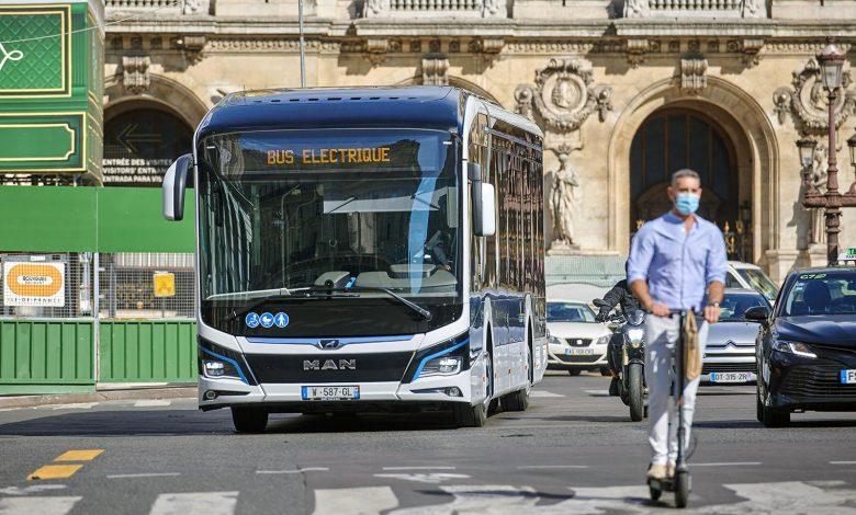 1.000 de autobuze electrice au fost înmatriculate în Europa de Vest