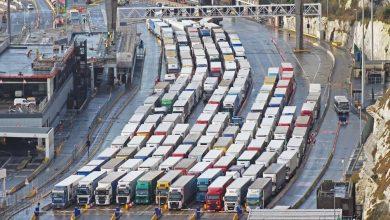 Brexit, un haos anunțat cu cozi de peste 7.000 de camioane în Kent