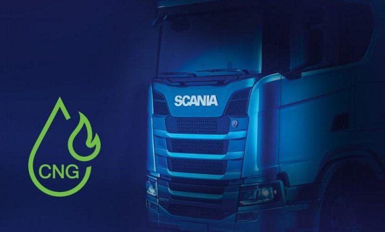 Caravana Scania 2020: Gazul natural ca alternativă în transportul rutier de marfă
