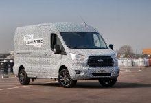 Ford confirmă lansarea autoutilitarei electrice e-Transit