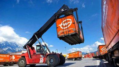 Gebrüder Weiss și Rail Cargo Group au extins serviciul de transport cu trenuri bloc