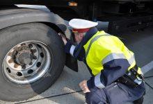 Fiecare al cincilea camion care circulă în Austria nu are încă anvelope de iarnă